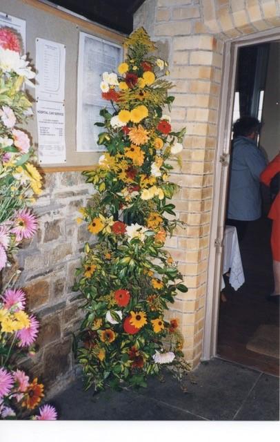 Flowers by Sarah Tyson